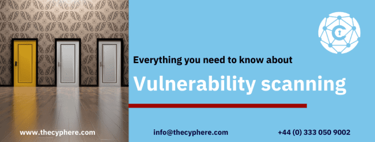 what is vulnerability scanning