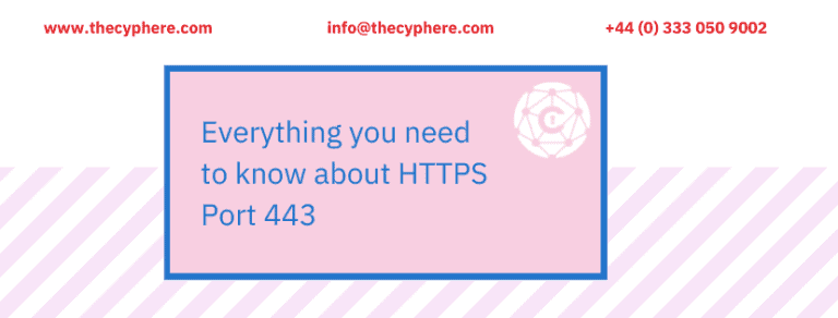 what is the https port