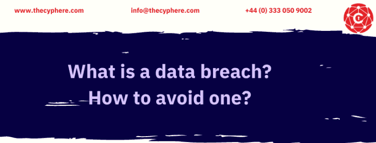 what is data security breach