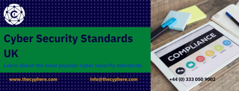 cyber security standards uk