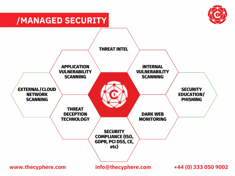 managed security services image