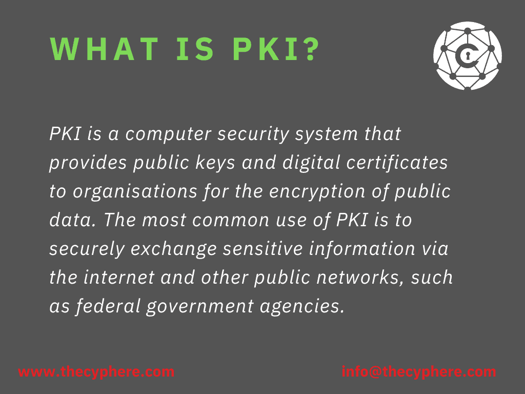 what is pki