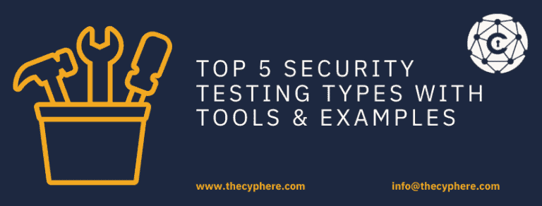 top 5 security testing tools
