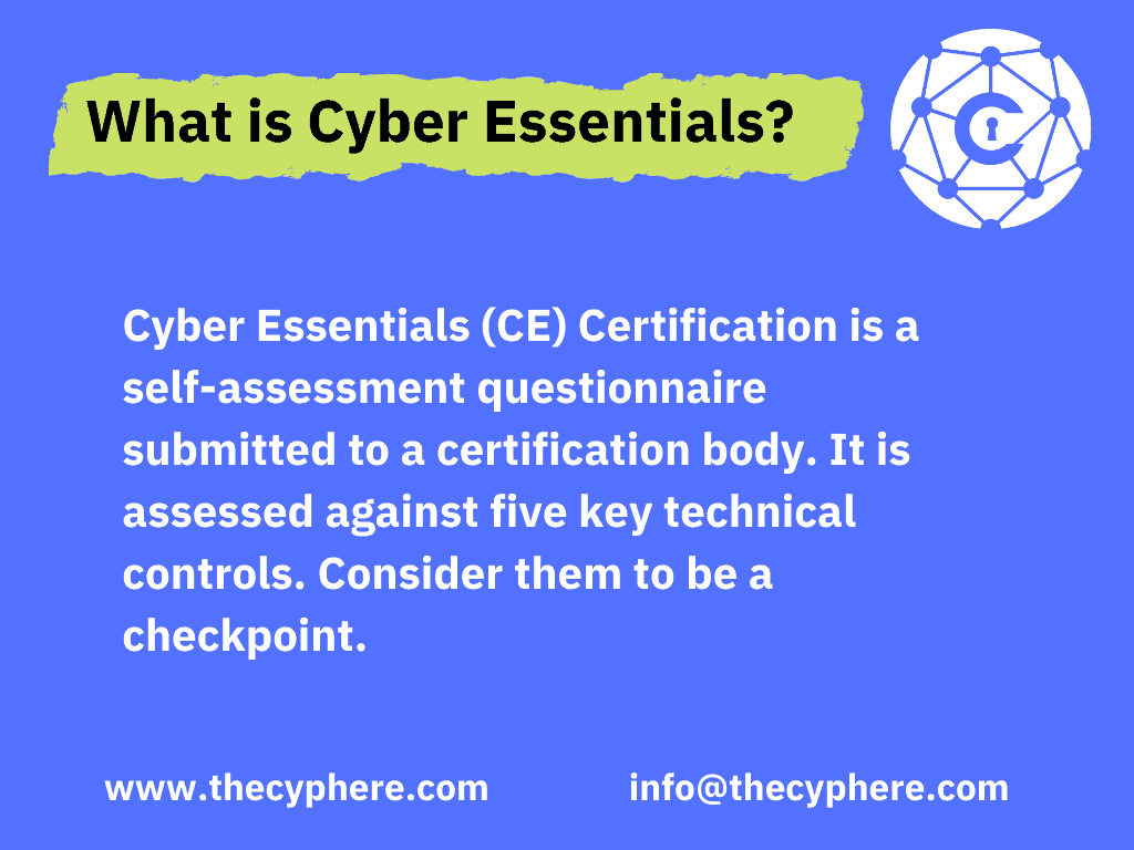 what is cyber essentials